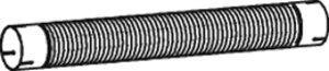 Rura falista, układ wydechowy