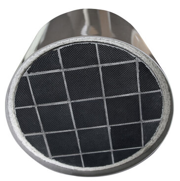 Silicon Carbide diesel particulate filter