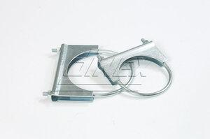 U-Bolt Clamp M8, ZINC