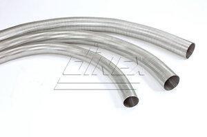 Tubo ondulado, sistema de escape