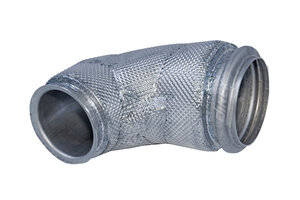 Insulated Pipe, Peterbilt