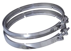Exhaust Clamp, International