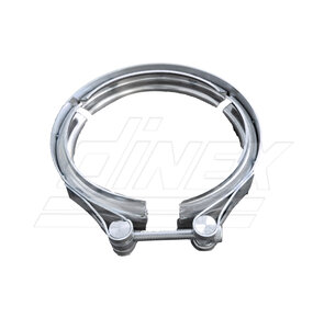 Exhaust Clamp, Volvo