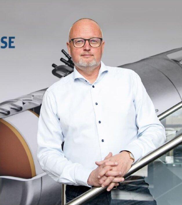 Torben Dinesen, Dinex CEO