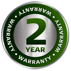 Dinex Recon 2-years warranty
