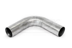 90° Exhaust Bend, OD=60 / L=240, SS