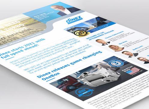 Dinex CSO Newsletter