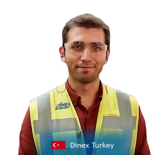 Onur Isik, Production Planner, Supply Chain