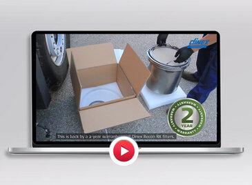 Recon installation video