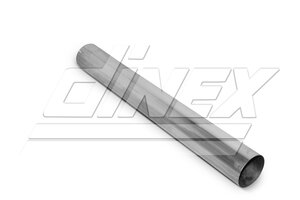 Extension Pipe, OD/ID=120/121 / L=1000, ALU