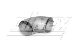 90° Elbow Welded/Thin Wall OD=63.5 / T=1.5, INOX