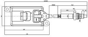 NOx Sensor, Iveco